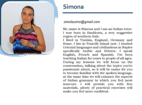 Italian Language Classes - Online Lessons Whenever You Like! - Clases de Idiomas