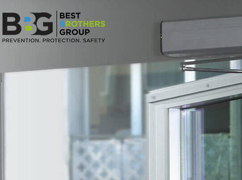 bbg - Security Camera - Automatic Door Specialist - Building/Decorating