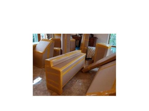 家具建材海运温哥华多伦多做熏蒸处理的问题进行解答 - Przeprowadzki/Transport