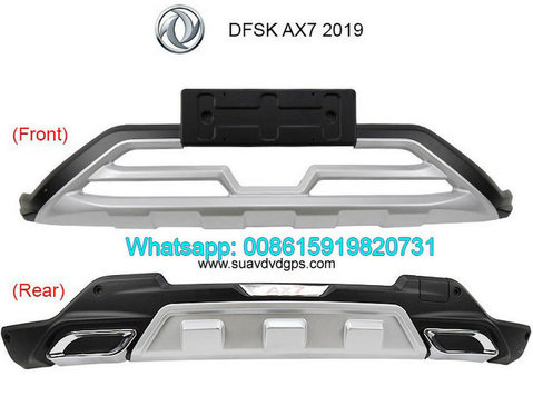 Dfsk Ax7 2019 Car bumpers - Mobil/Sepeda Motor