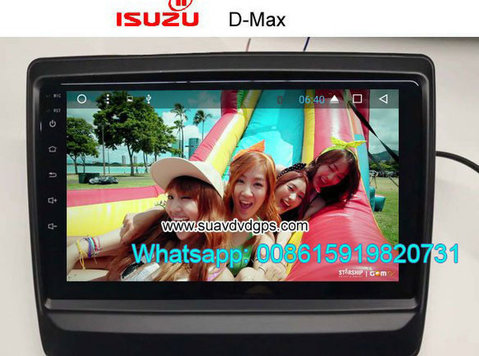 Isuzu D-max smart car stereo Manufacturers - بجلی کی چیزیں