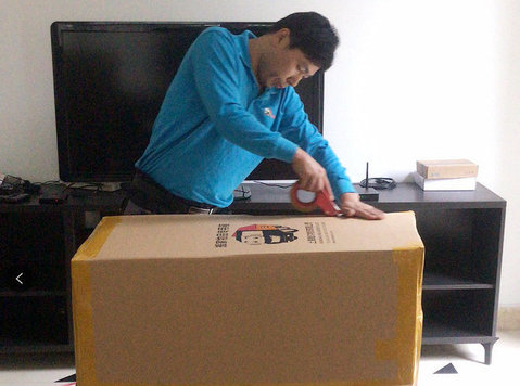 International moving from China to South Korea - Moving/Transportation