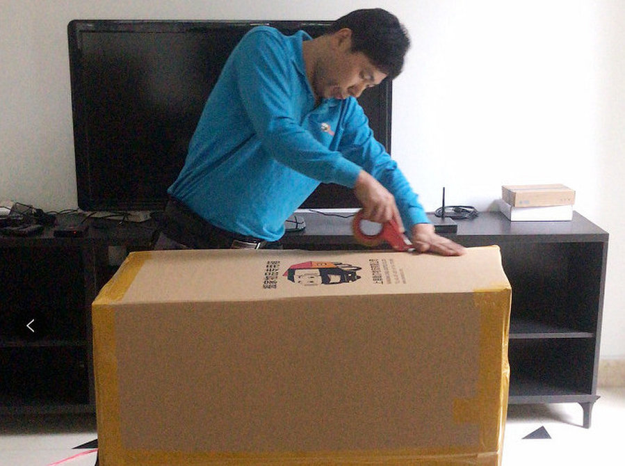 Moving from China to South Korea for your household goods - Moving/Transportation