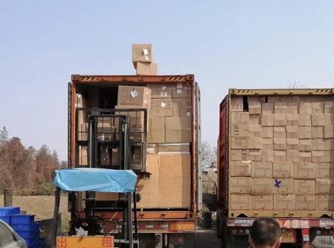 海运到澳大利亚的流程 - 搬运/运输