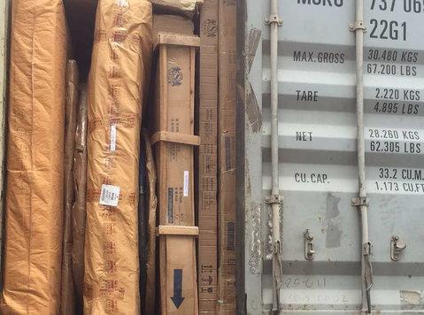 奶茶原料等食品运到加拿大温哥华的海运安全渠道 - 搬运/运输