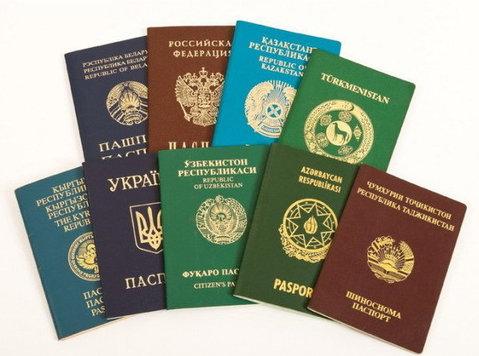 Passport/certificate Translation in Qingdao Shandong China - Editorial/Translation
