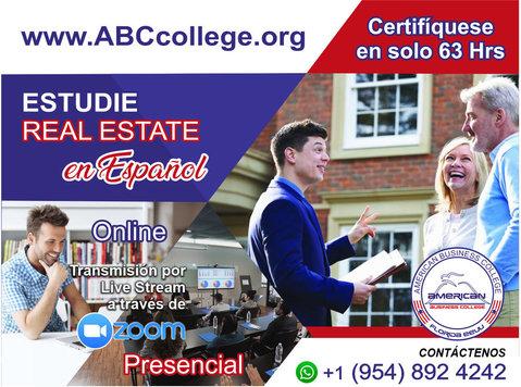 Curso de Real Estate en Español - Khác