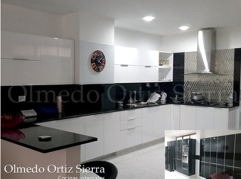 Cocinas Integrales Modernas en Cali - 건축/데코레이션