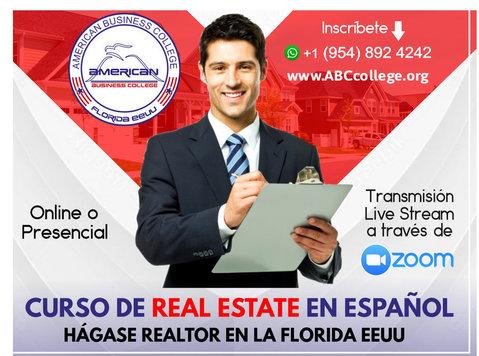 Curso de Real Estate en Español - Lain-lain