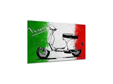 Μαθήματα ιταλικής γλώσσας - Corsi di Lingua