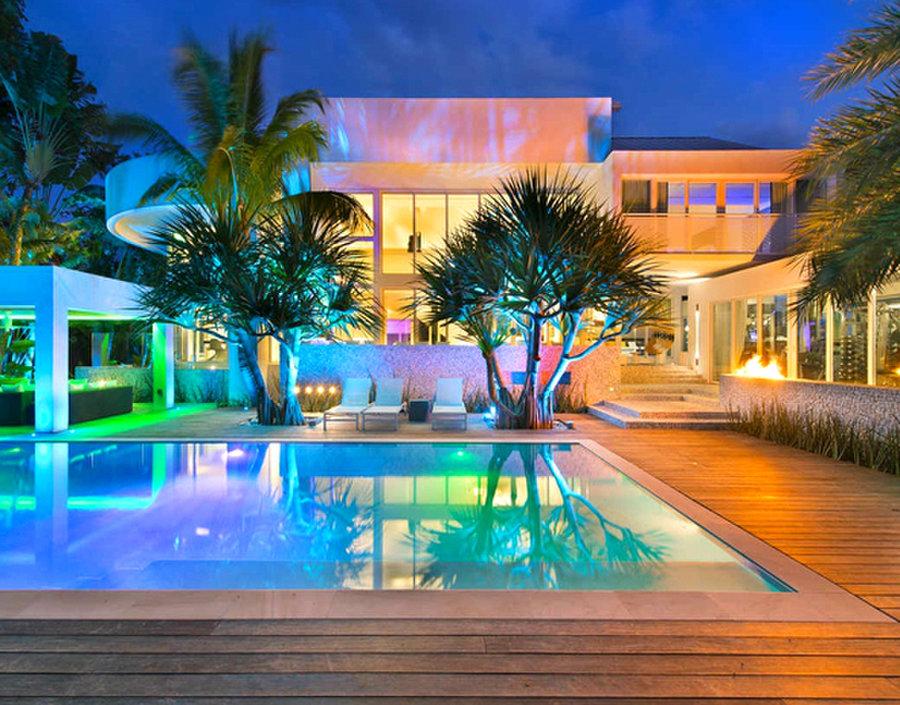 Купить дом в майами на берегу моря голден бич