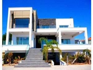 luxury sea view villa in Limassol - אחר