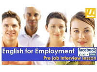 English for Employment - Language classes