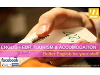 English for Tourism & Accomodation - Language classes