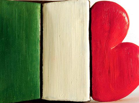 Μαθήματα ιταλικής γλώσσας - שיעורי שפות