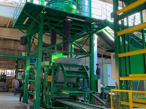 Compact Block Making Machine - Altro