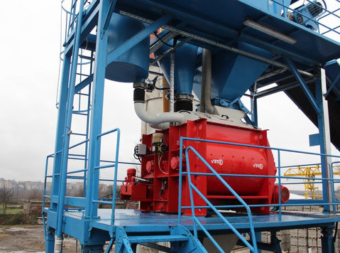 Concrete Batching Plant - Muu