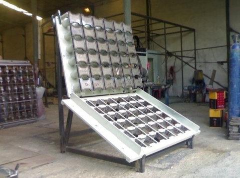 Concrete Block Mold - Sonstige