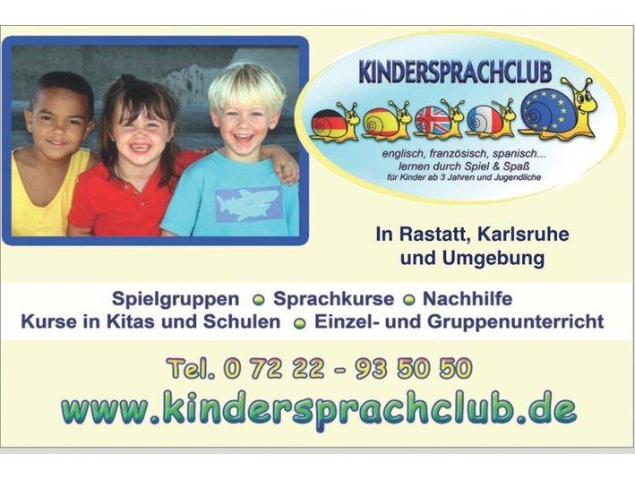 Englisch fuer Kinder 3-6J. & 7-12J. in Rastatt - Языковые курсы