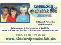Kostenloser Schnupperkurs Englisch fuer Kinder 3-6J. & 7-12J - Sprachkurse