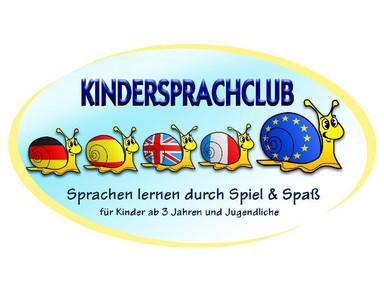 Sprachkurse fuer Kinder 3-12 J. in Rastatt - Sprachkurse