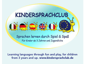 Deutsch als Fremdsprache - German as a foreign language - Cours de Langues