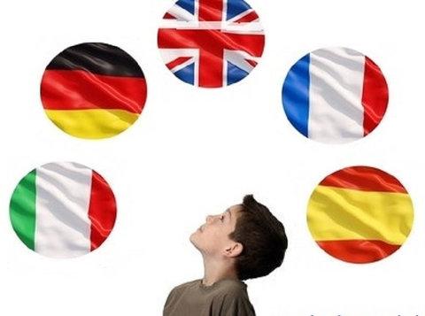 Sprachkurse Für Kinder (5-15 J.) und Ferienkurse in Berlin - فصول دراسية في اللغات