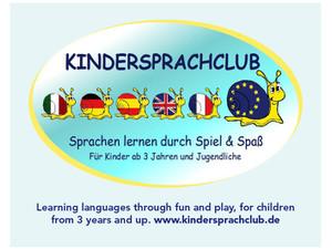 Englisch fuer Kinder (3-6 J.) Spielgruppen und Sprachkurse - فصول دراسية في اللغات