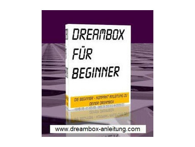 Dreambox für Beginner - Dreambox Kompakt Anleitung - بجلی کی چیزیں