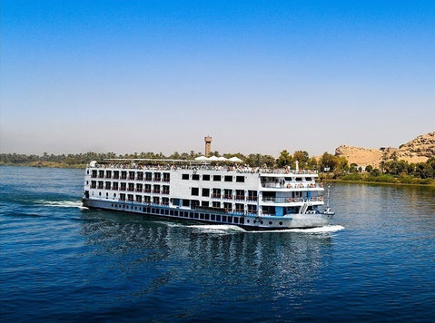 4 Days luxury Nile Cruise between Luxor and Aswan - Inne
