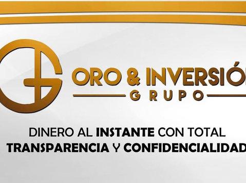En Grupo Oro e Inversión, compramos Oro y plata, Monzón. - Egyéb