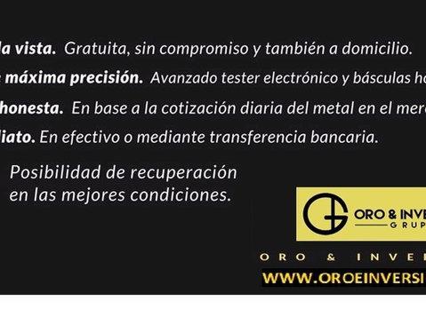 Tu Oro Al Mejor Precio En Oro E Inversion !!! - Diğer
