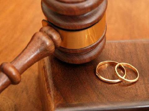 Abogados para Divorcio Express barato desde 99 Euros - กฎหมาย/การเงิน