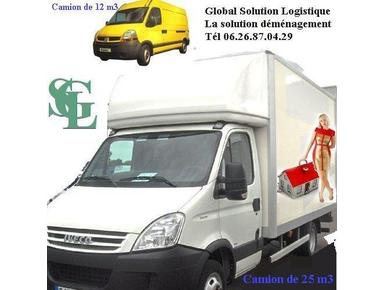 Location camionnette - Mudança/Transporte