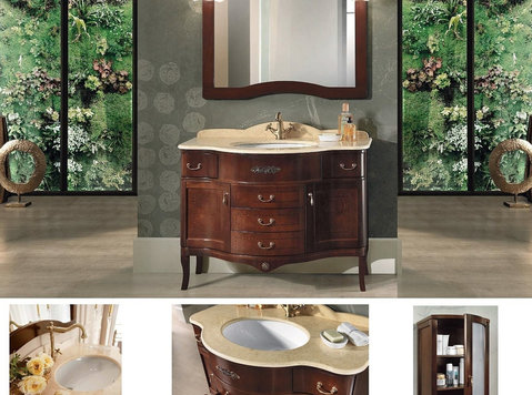 Bagno London Imperial - Meubels/Witgoed