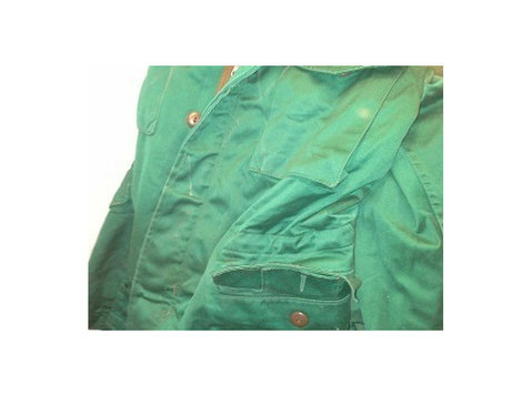 Military Austria Bundesheer Field Jacket Typ75 green no oliv - Collezionismo/Antiquariato