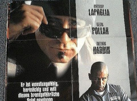 Movie Poster 1995 Anthony Lapaglia  Chameleon - Verzamelen/Antiek