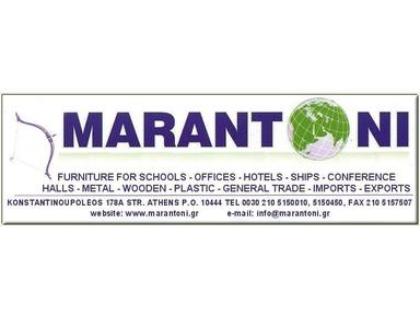 Marantoni school furniture - فرنیچر/آلہ جات