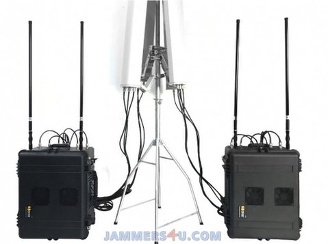 Drone Jammer 2.4ghz 5.8ghz Gps 433mhz 900mhz Up To 8km - Buy & Sell: Other