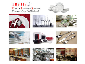 Fbs.hk Wholesale Tableware for F&b Restaurants - غیره