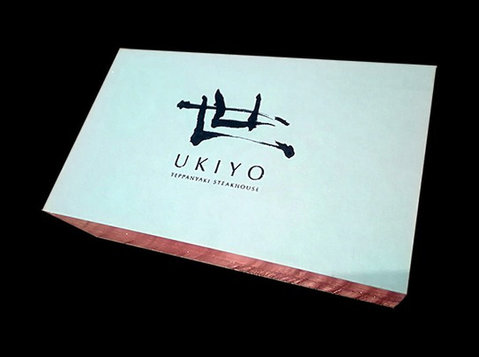 Gilded Edges Business Cards | PrintCards.com.hk - 其他