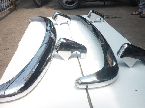 Volkswagen type 3 bumpers 1963-1969 - Αυτοκίνητα/μοτοσυκλέτες