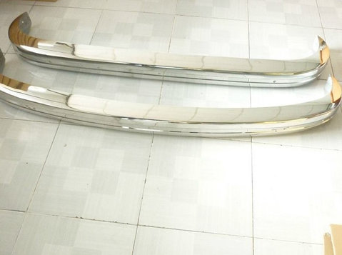 Volkswagen type 3 bumpers 1970-1973 - Αυτοκίνητα/μοτοσυκλέτες