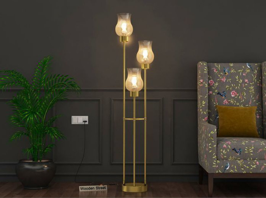 Shop now Floor Lamps Online with free shipping across India - Furniture/Appliance