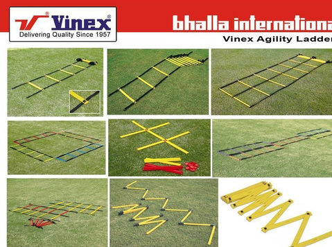 Agility Ladder Manufacturer - Sporting/Boats/Bikes