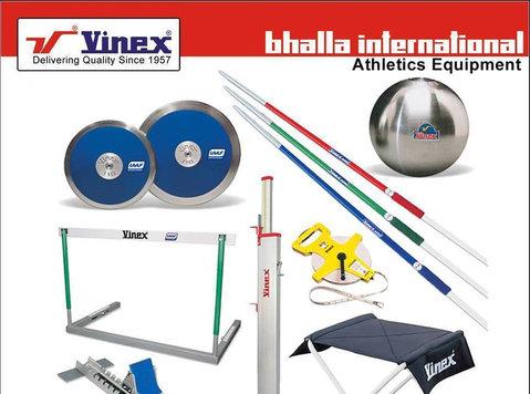 Athletics Equipment Manufacturer - Sporting/Boats/Bikes