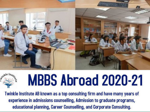 Mbbs Abroad In Russia 2020-21twinkle Instituteab - Language classes