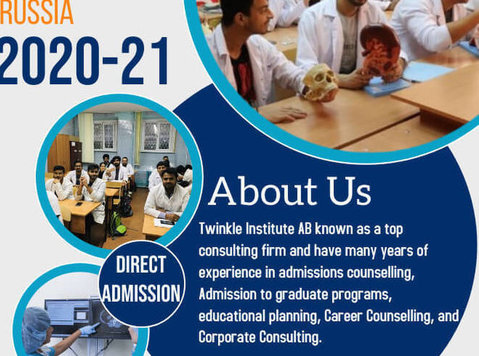Mbbs Admission In Russia 2020-21 Twinkle Instituteab - その他