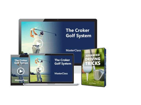 The Croker Golf System Masterclass - Sports/Yoga