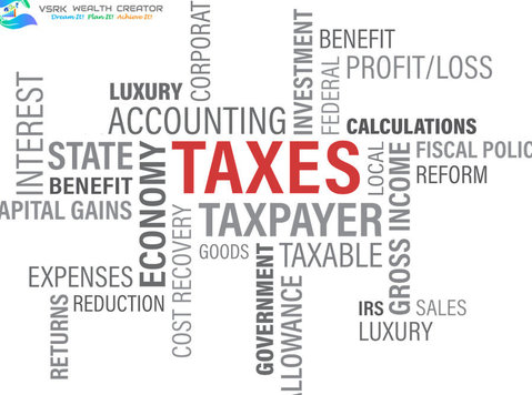 Tax Planning Company,Tax Planning Consultancy - Legal/Finance
